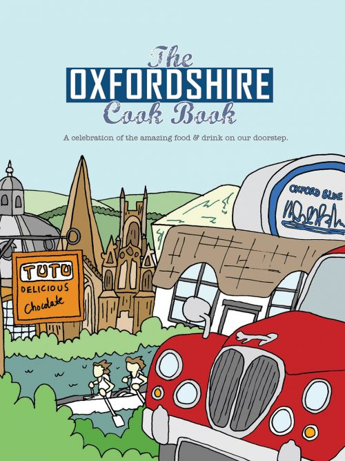 The Oxfordshire Cook Book