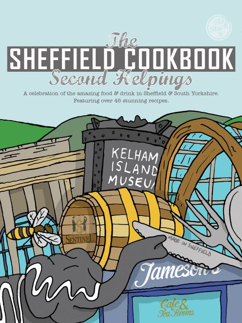 The Sheffield Cook Book | Second Helpings