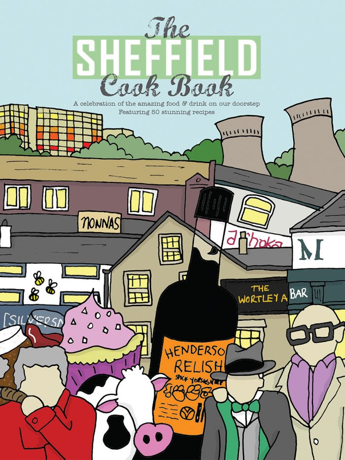The Sheffield Cook Book