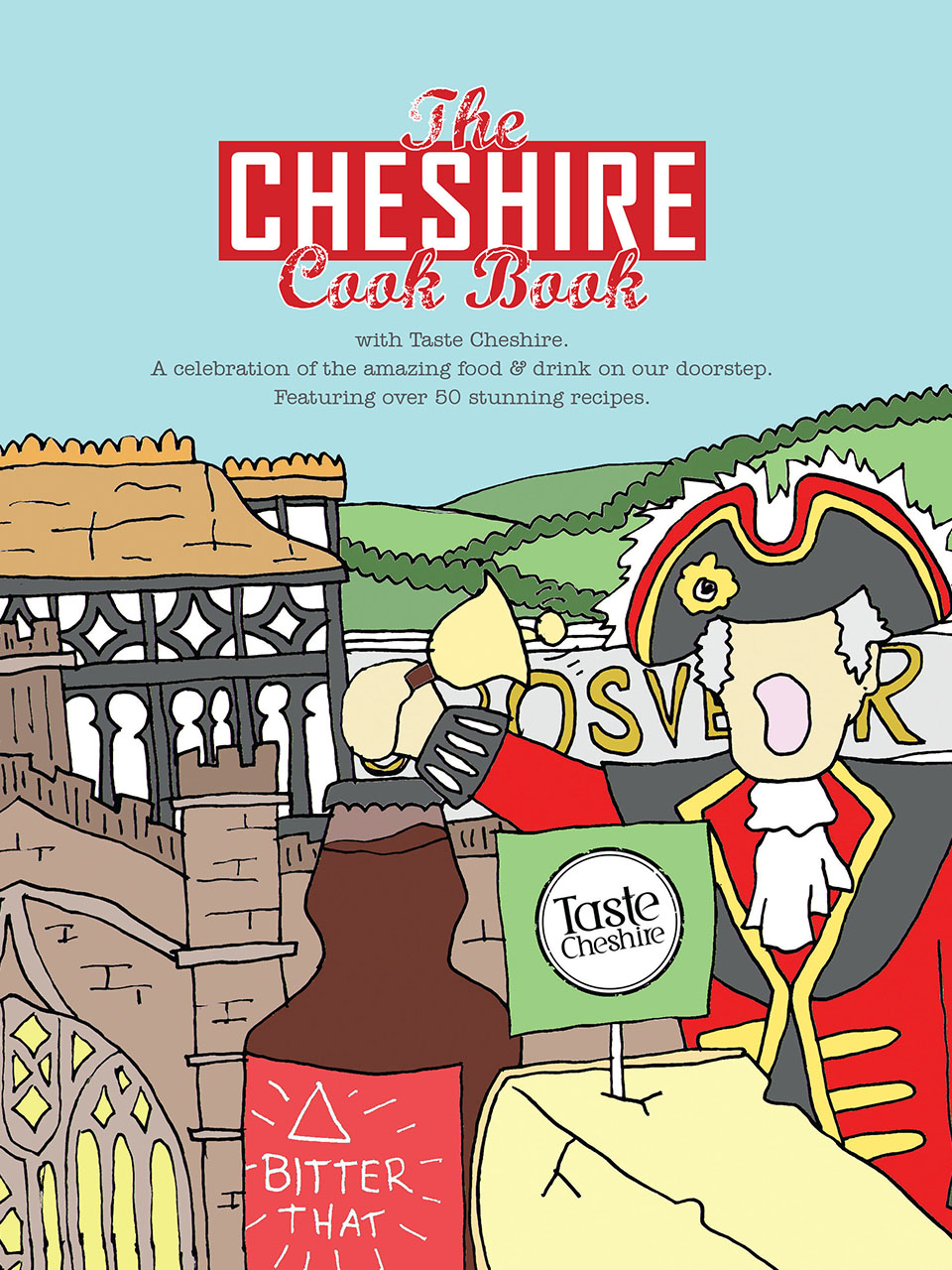The Cheshire Cook Book