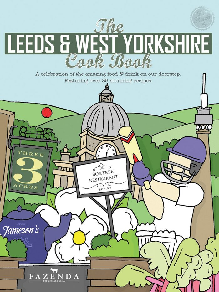 The Leeds & West Yorkshire Cook Book