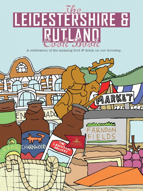 The Leicestershire & Rutland Cook Book