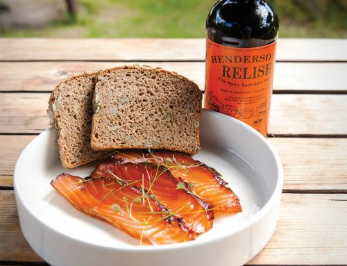 Recipe: Cured Salmon
