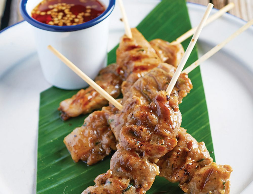 Recipe: Pork Skewers