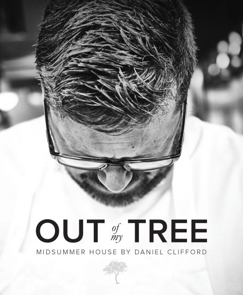 Daniel Clifford Midsummer House fine dining cook book cover Michelin star