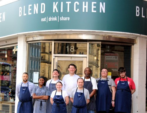 Blend Kitchen: A Food Revolution