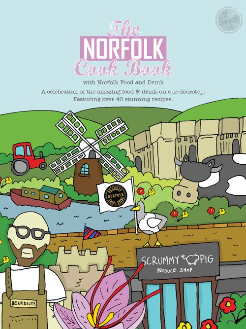 The Norfolk Cook Book