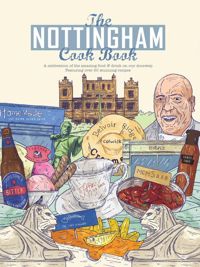 The Nottingham Cook Book