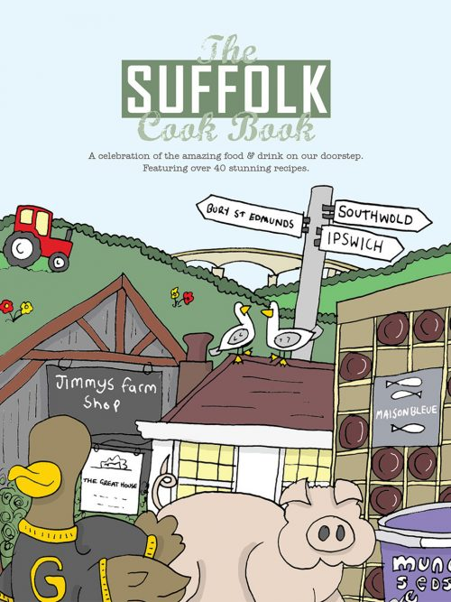The Suffolk Cook Book