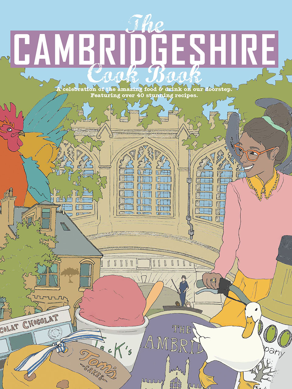 The Cambridgeshire Cook Book